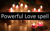 Most powerful love spells