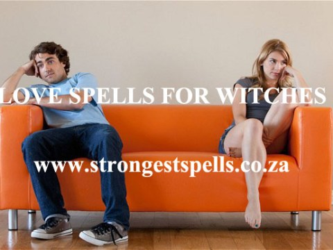 Love spells for witches