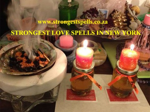 Strongest love spells in New York