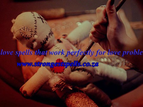 Voodoo love spells that work perfectly for love problems