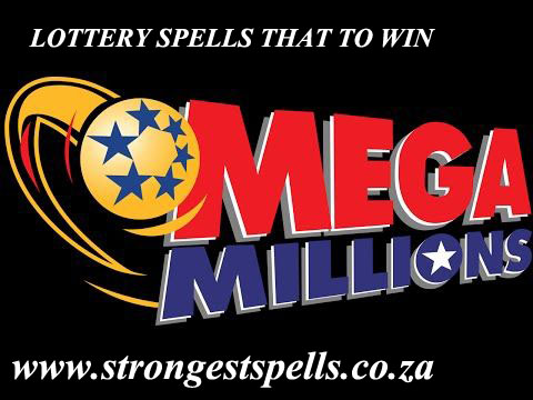 Lottery spells that work to win mega millions