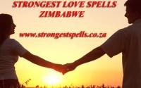 Strongest love spells Zimbabwe