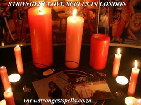 Strongest love spells in London