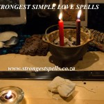 Strongest simple love spells