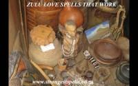 Zulu love spells that work