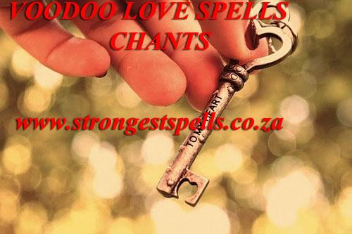 Voodoo love spells chants