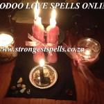 Voodoo love spells online