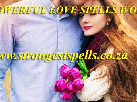 Powerful Love spells work