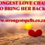 Strongest love chants to bring her back