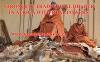 Strongest traditional healer in Africa with real powers
