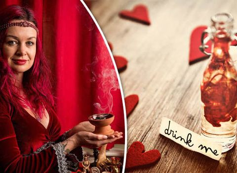 Love spell to marry from the royal family