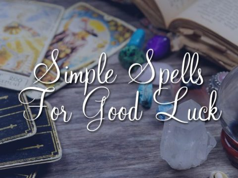 Luck spells Wicca that works in the USA