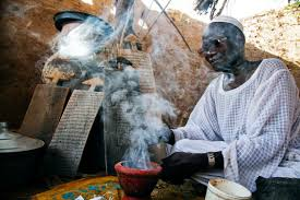 Strongest traditional healer Africa