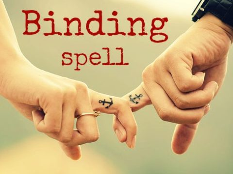 Binding love spells that work fast