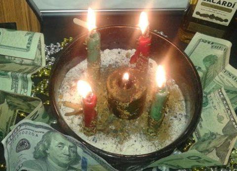 Powerful voodoo spells for money