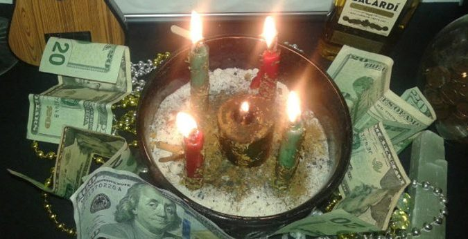 Powerful voodoo spells for money