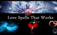 Spiritual spells rituals that really work