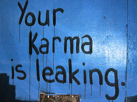Love spells and karma