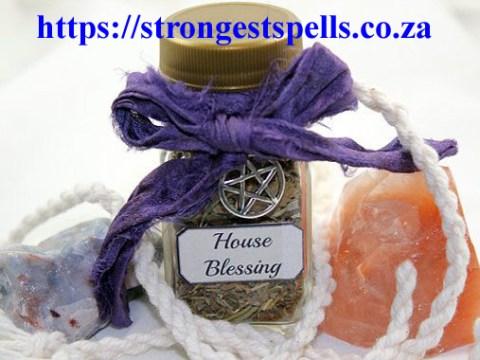 house blessing spells