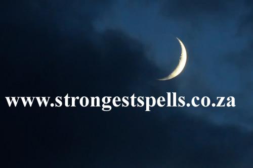 Strongest new moon love spells