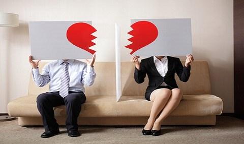 Marriage break up spells