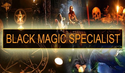 Strongest black magic specialist