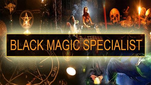 Strongest black magic specialist