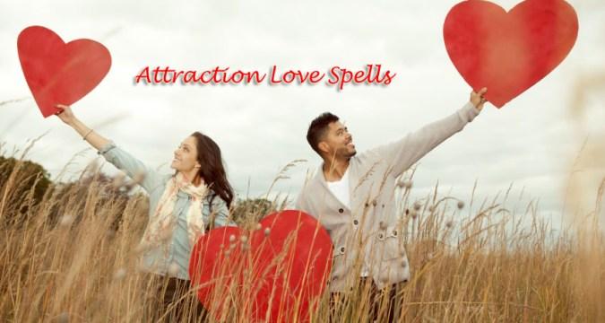 Powerful attraction love spells