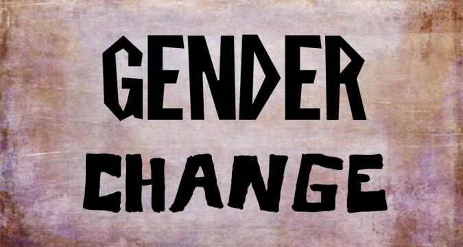 Gender change Virginia