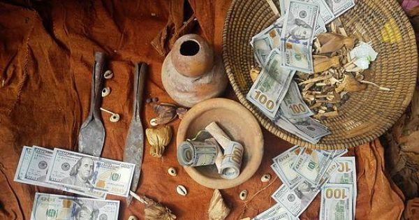 Money spells that work 100%