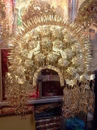 """gold """"suntiang kambang"""""""