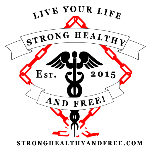 Learn how to live your life: strong, healthy and free!