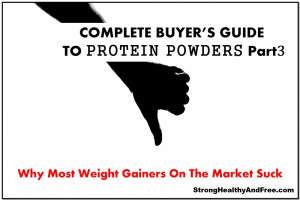 8 reasons why most gainers on the market suck! #protein #supplements #weightgainers