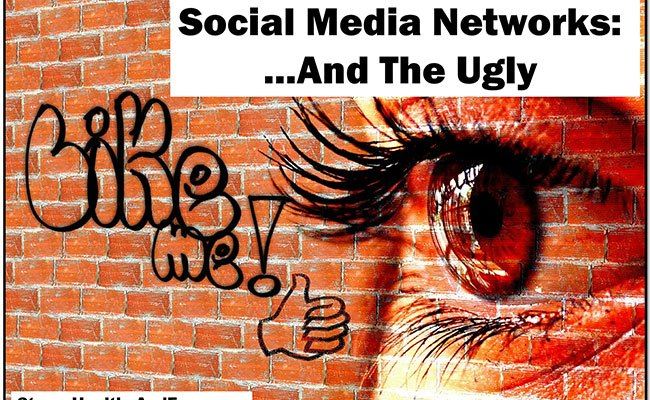 The Ugly side of Social Media Networks! #socialmedia #uglytruth