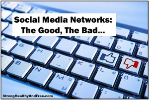 Social Media Networks: the good, the bad and the ugly pt 1! #socialmedia #benefits