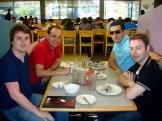 (28/08) Café da manhã no Plaza Café