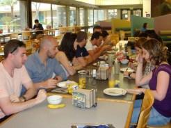 (29/08)Café da manhã em grupo no Plaza Café