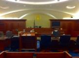 (25/jul) Visita a corte americana