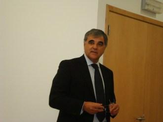 (10/10) Apresentação Geral da empresa pelo presidente da Empresa, Dr. Manuel Tarré