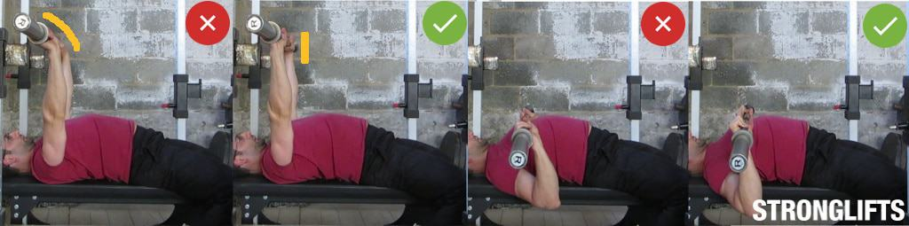 How To Stop Wrist Pain On Bench Press