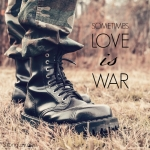 <p>Love is war and sometimes it costs us everything. #marriage </p>