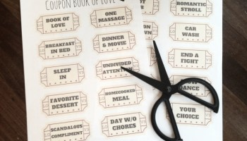 love coupon book for husband or wife free printable
