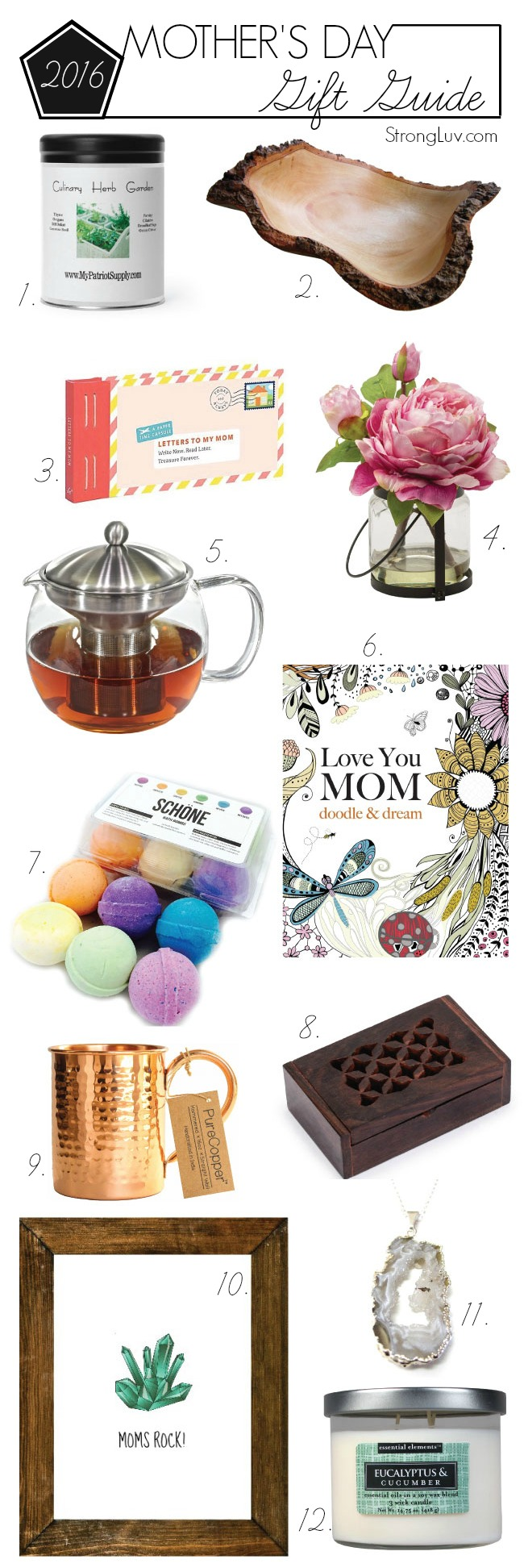 best gifts mothers day 2016