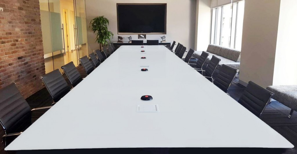Strongproject conference table