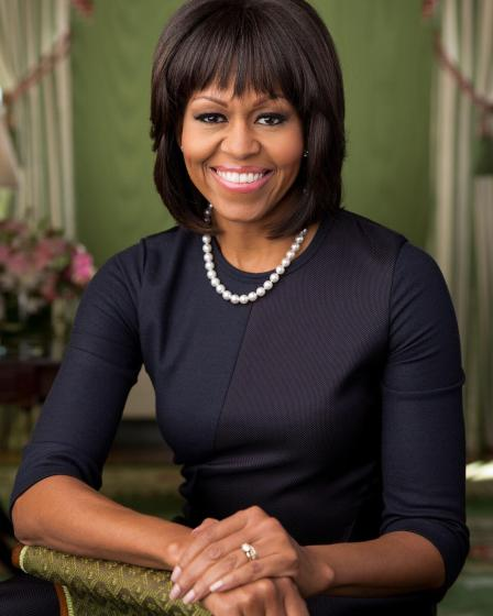 michelle obama strong women quotes