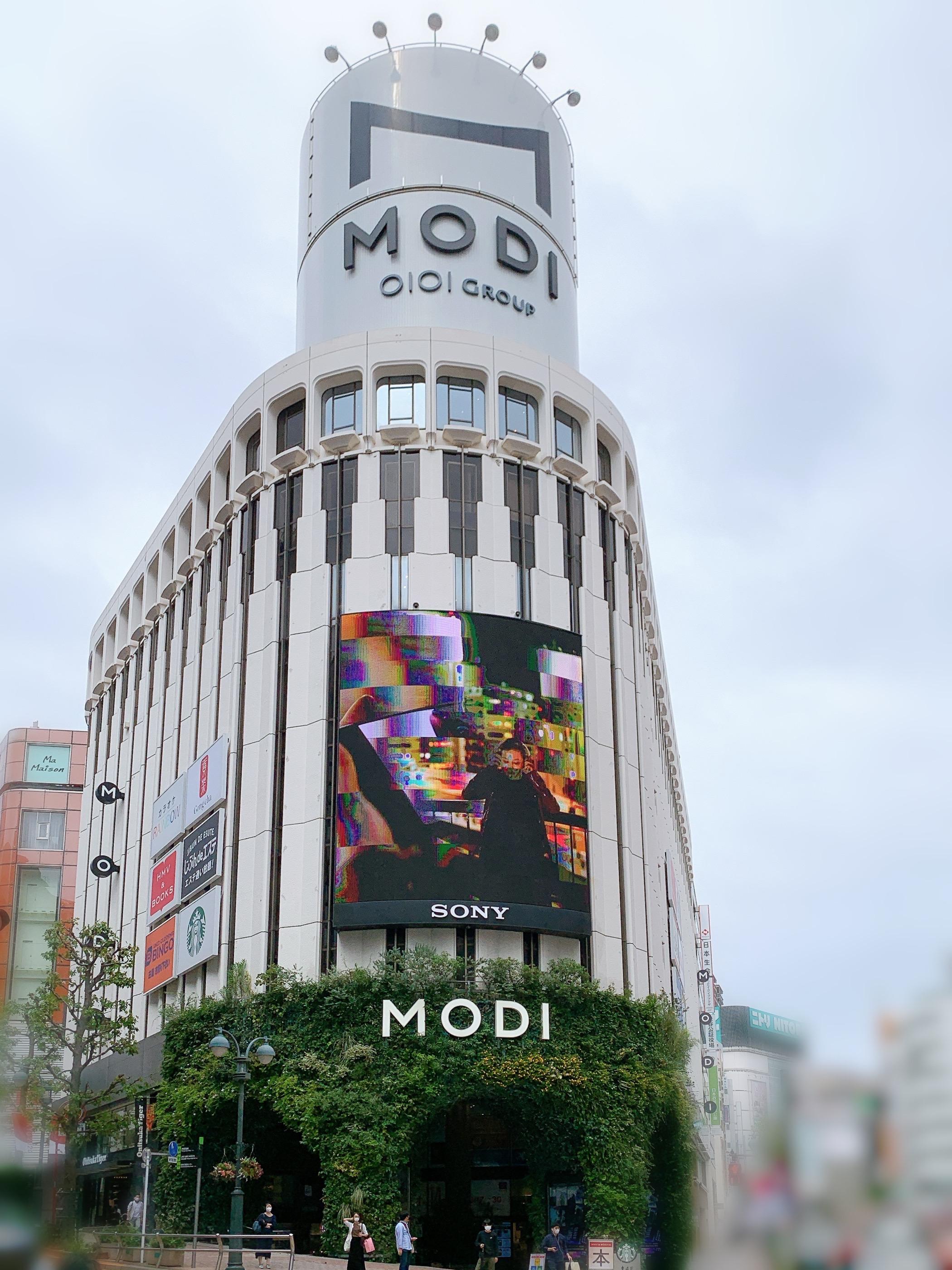 【期間限定】マスクイベント渋谷MODY1階にてPOP UP SHOP OPEN中!9/30(水)まで!