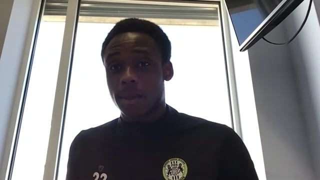 WATCH Jimmy Ball and Udoka Godwin-Malife preview Forest Green v Exeter City