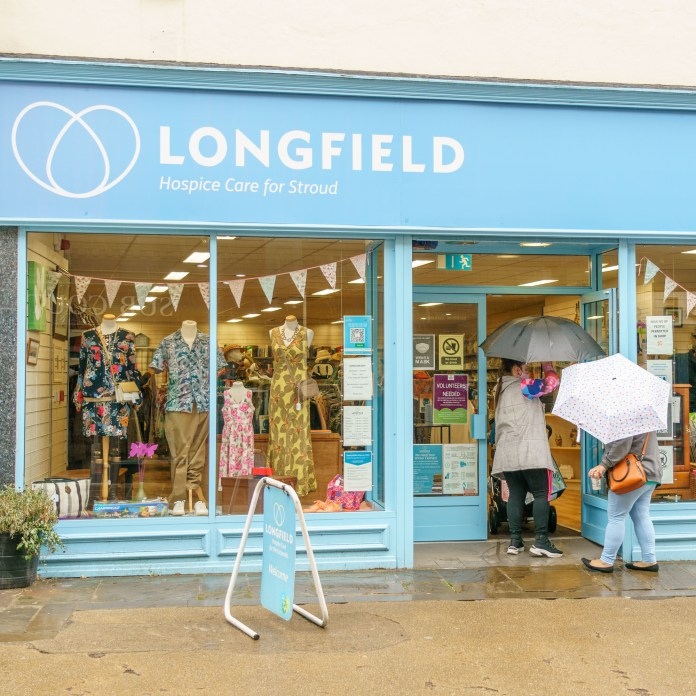 Weathering the storm: how have Longfield Hospice shops fared?