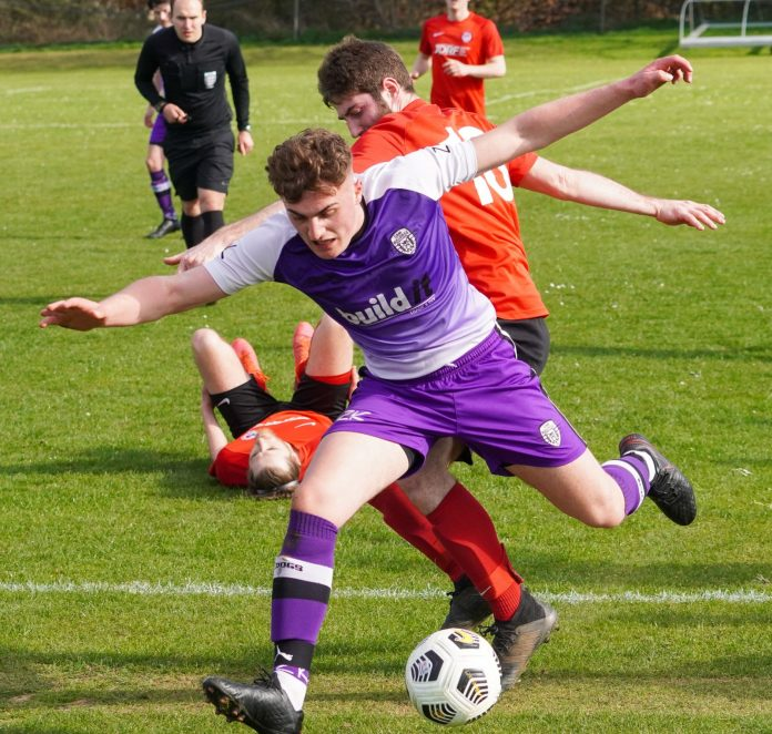 CAUGHT ON CAMERA: Cam Bulldogs 1 Chalford AFC 1