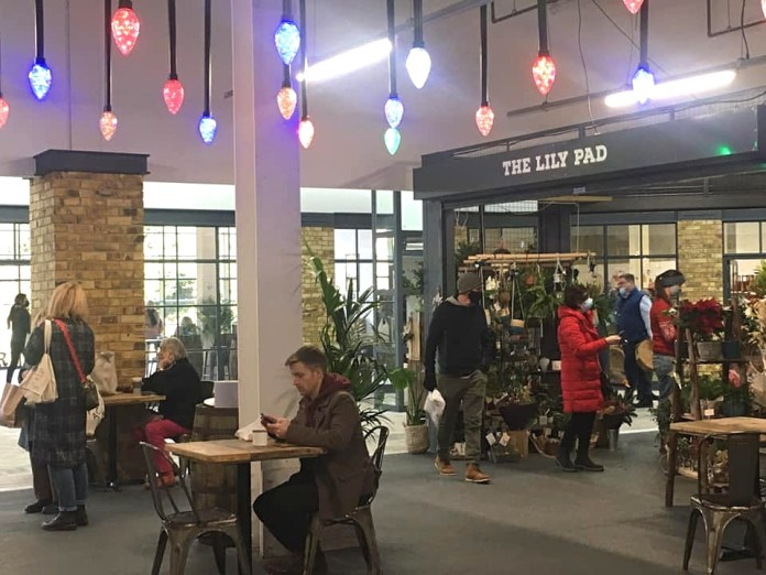 Indoor dining and leisure now reopen at Five Valleys Shopping Centre